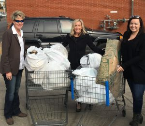 dropping-off-donations