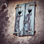 heart shutters by Serge Bertasius Photography