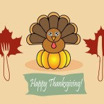 Happy Thanksgiving by nongpimmy