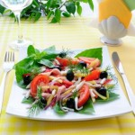 Salad by Apolonia