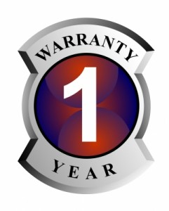 1 year warranty by vectorolie