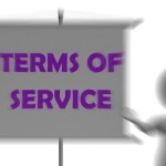 Terms of Service by Stuart Miles